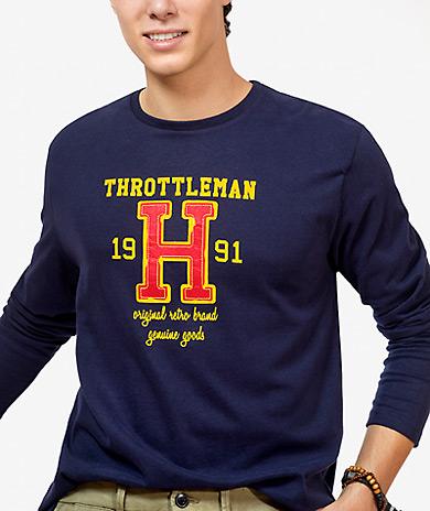 Homem | THROTTLEMAN Shop Online